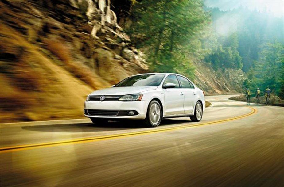 """""""Volkswagen Jetta Hybrid"""""""