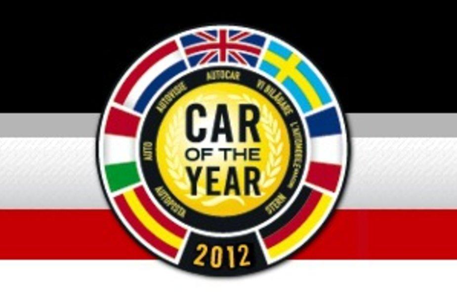 """""""Europos metų automobilis 2012"""""""