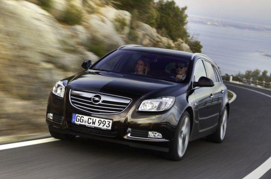 """Opel Insignia Biturbo"""