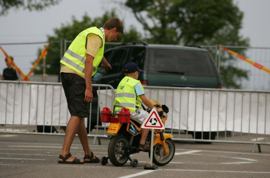 Saugaus eismo klasė