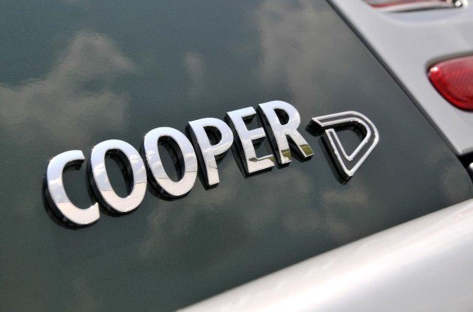 """""""MINI Cooper D"""""""