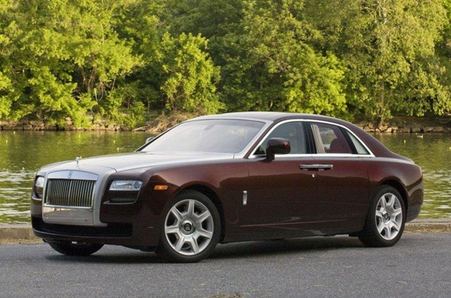"""""""Rolls-Royce Ghost"""""""