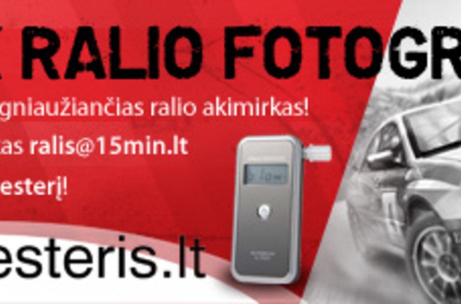 Ralio fotokonkursas
