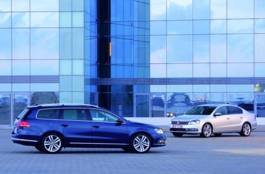 """""""Volkswagen Passat BlueMotion"""""""