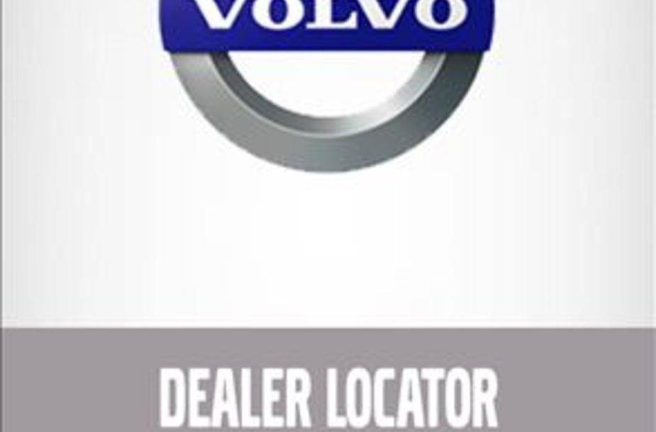 """""""Volvo Trucks"""" programėlė"""