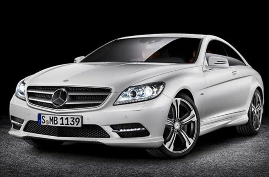 "CL klasės ""Mercedes-Benz"""