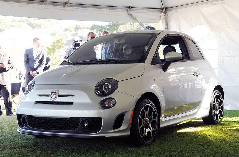 """""""Fiat 500 Turbo"""""""