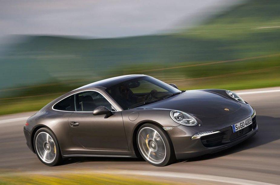 """Porsche 911 Carrera 4S"""