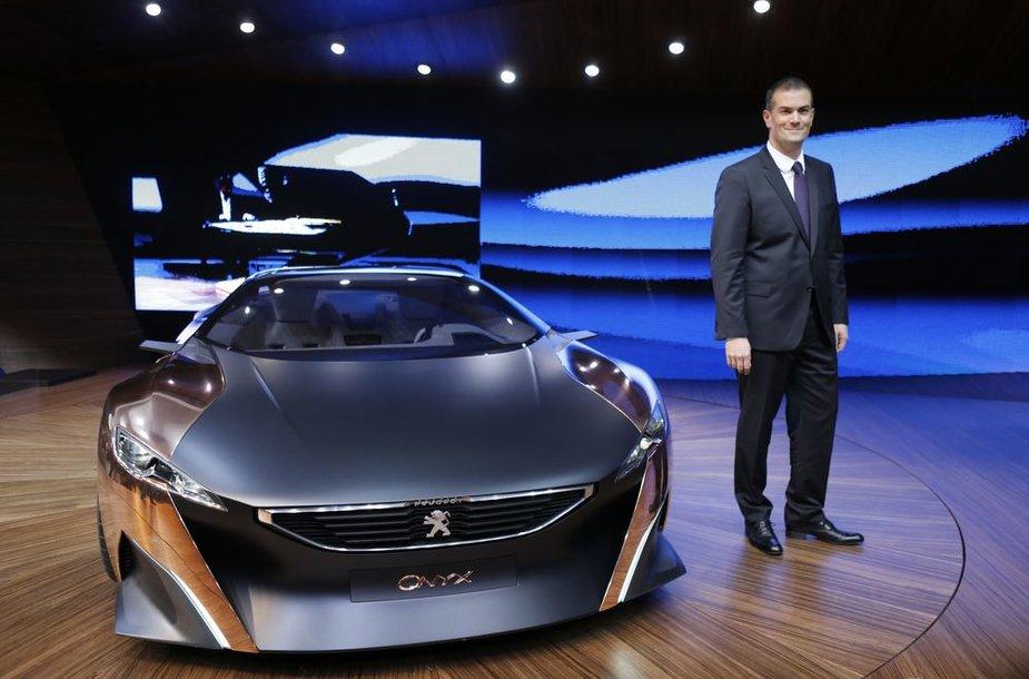"""""""Peugeot Onyx"""""""