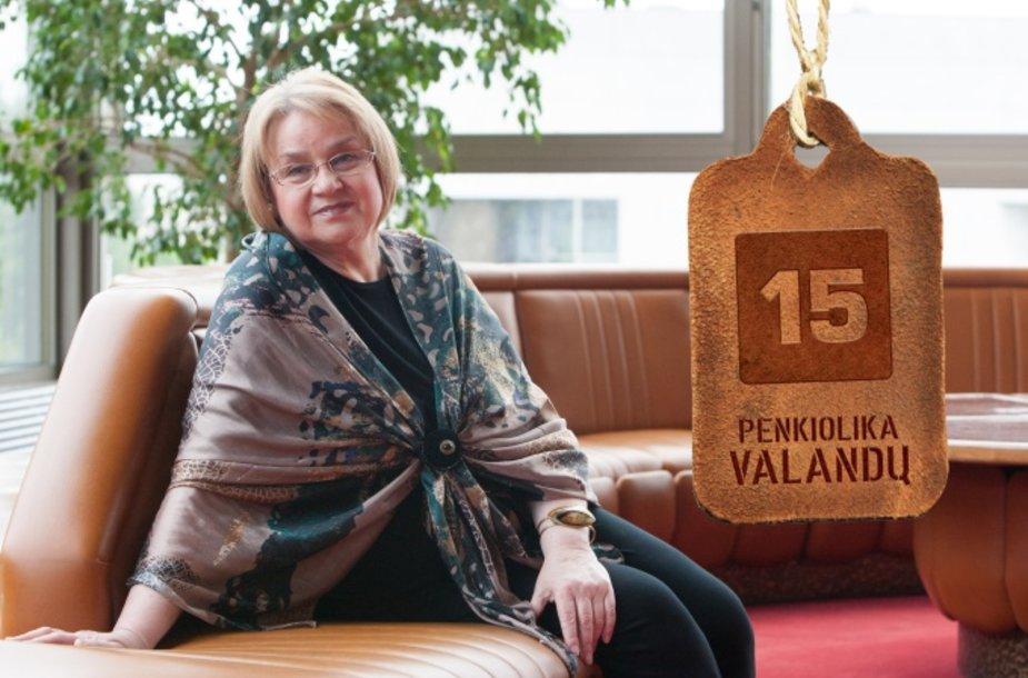 Nacionaliniame operos ir baleto teatre Irena Milkevičiūtė dainuoja beveik keturis dešimtmečius.