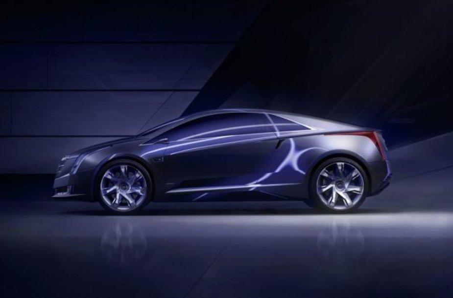 """Cadillac Converj Concept"" keliaus ant konvejerio?"