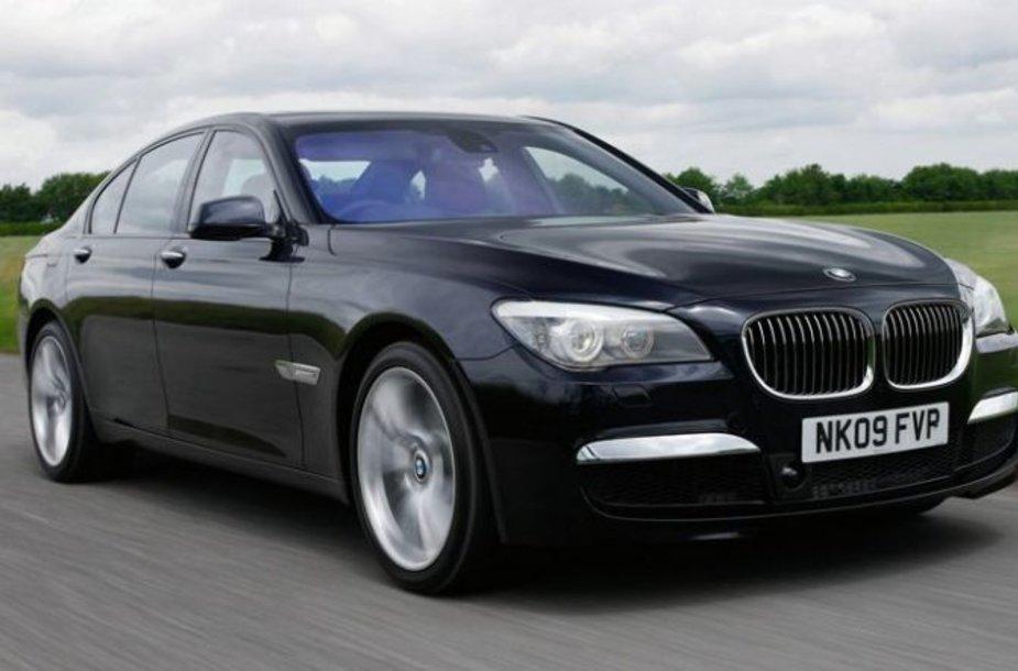 """BMW 7 – """"M Sport"""" paketas ir kitos naujovės"""