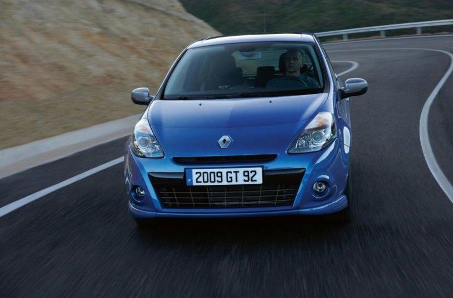 """""""Renault Clio"""" sulaukė atnaujinimo"""