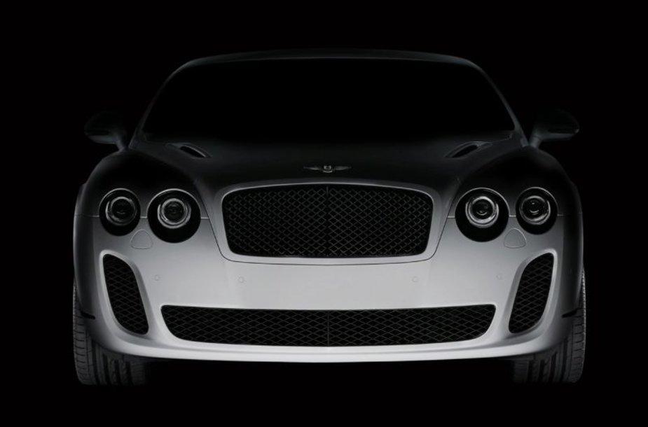 """Biokuru varoma """"Bentley"""" koncepcija – paskelbta pirmoji nuotrauka"""
