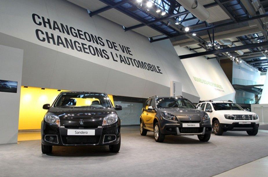 """Renault"" automobiliai"