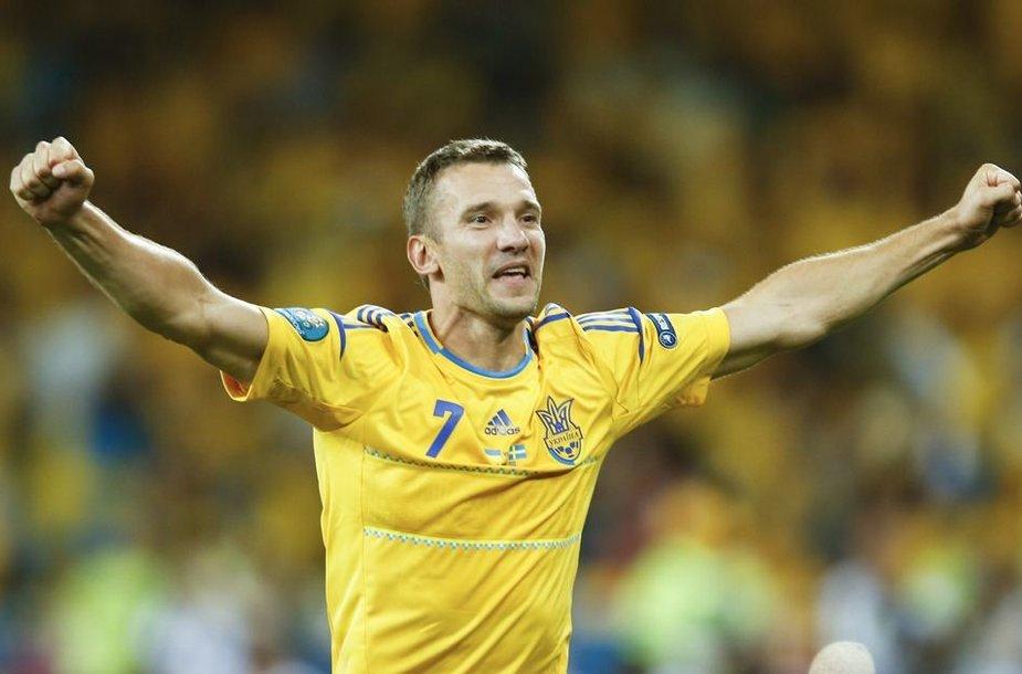 Andrijus Ševčenka