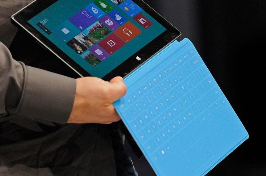 """""""Surface"""" planšetinis kompiuteris"""