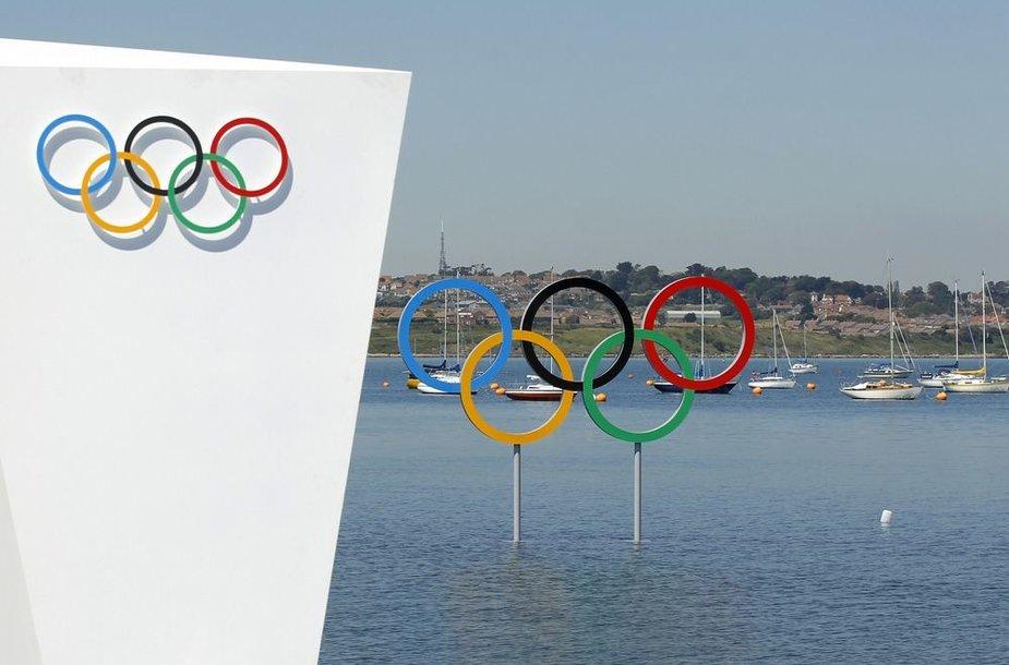 Olimpiniai žiediai