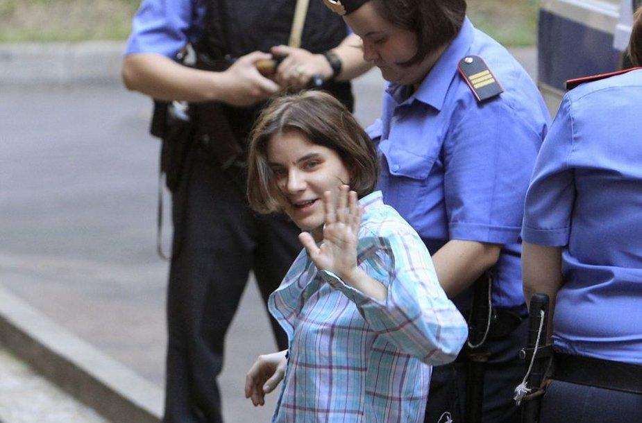 Jekaterina Samucevič