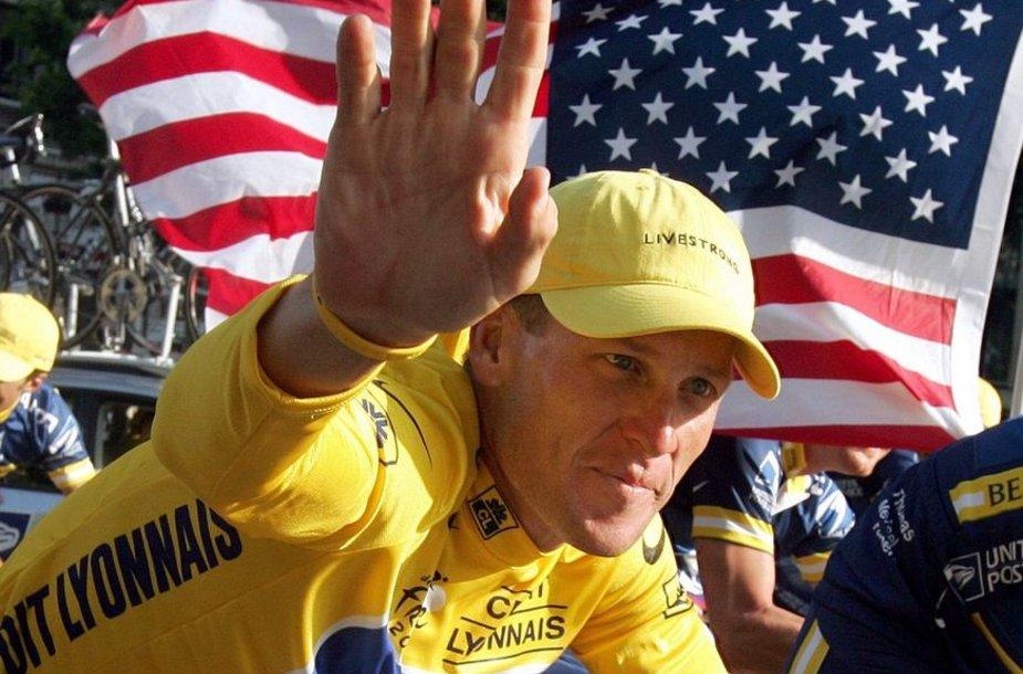 Lance'as Armstrongas Paryžiuje (2004 m.)