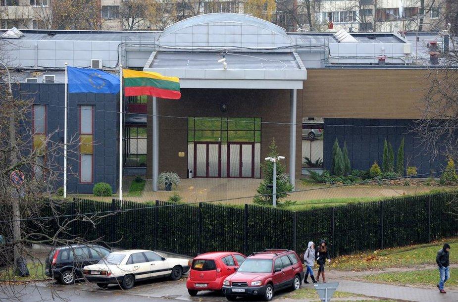 Lietuvos ambasada Minske