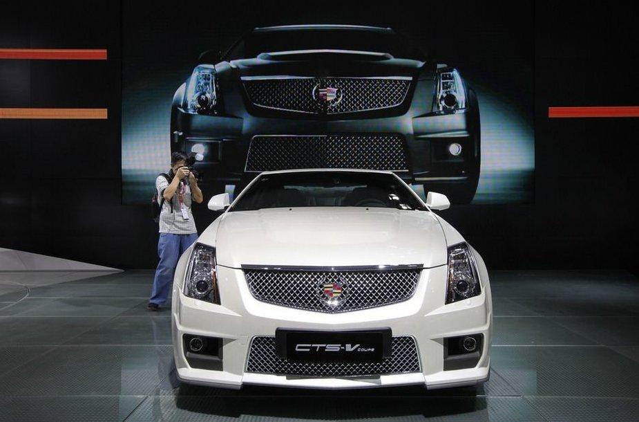 """Cadillac CTS-V Coupe"""