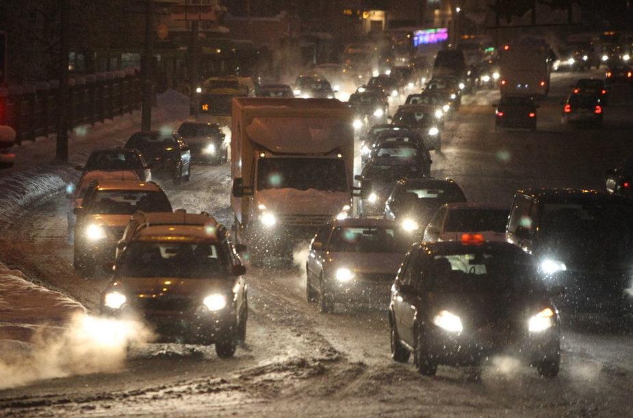 Transporto eismas Kaune