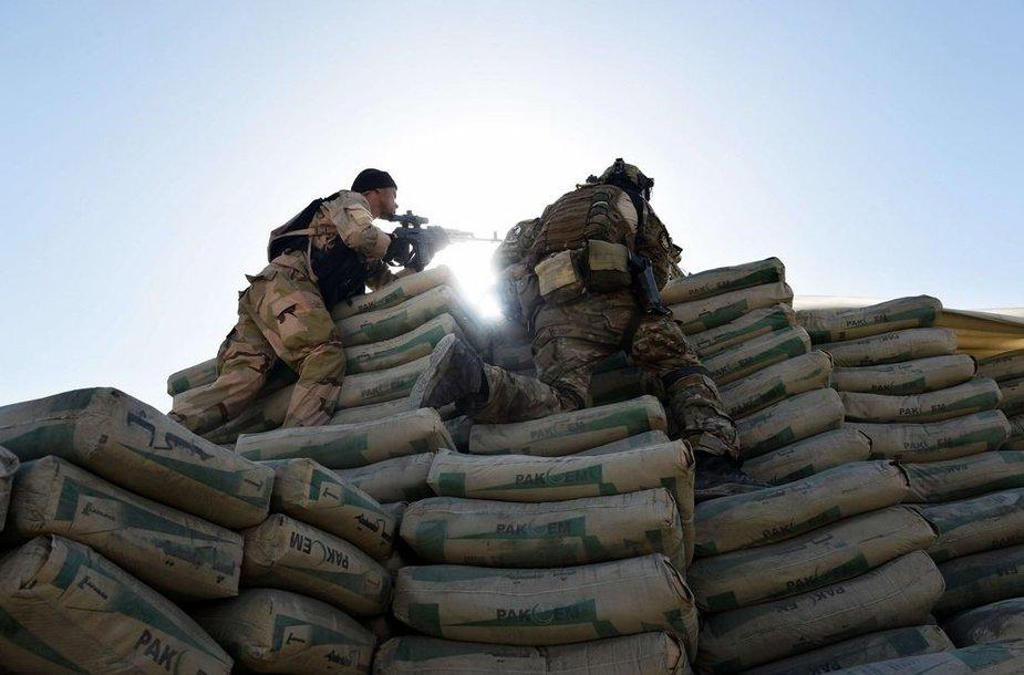 Kariai Afganistane