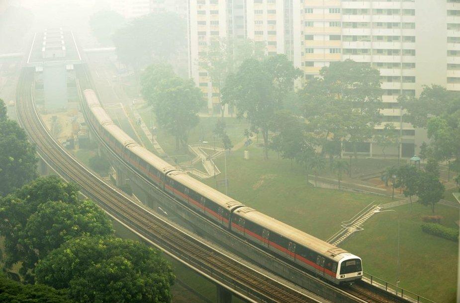 Smogas Singapūre