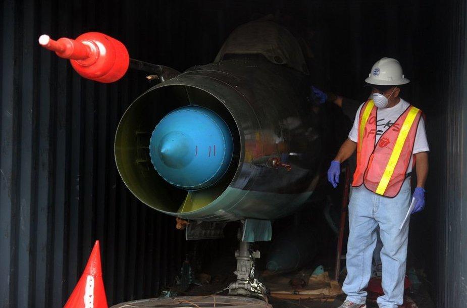 MiG-21 naikintuvas