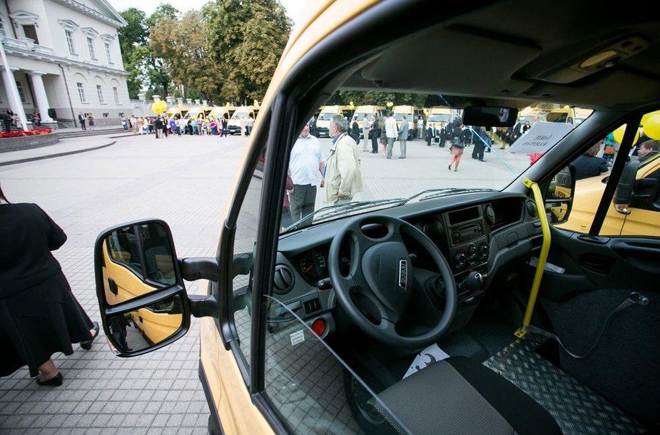 Mokyklinis autobusas