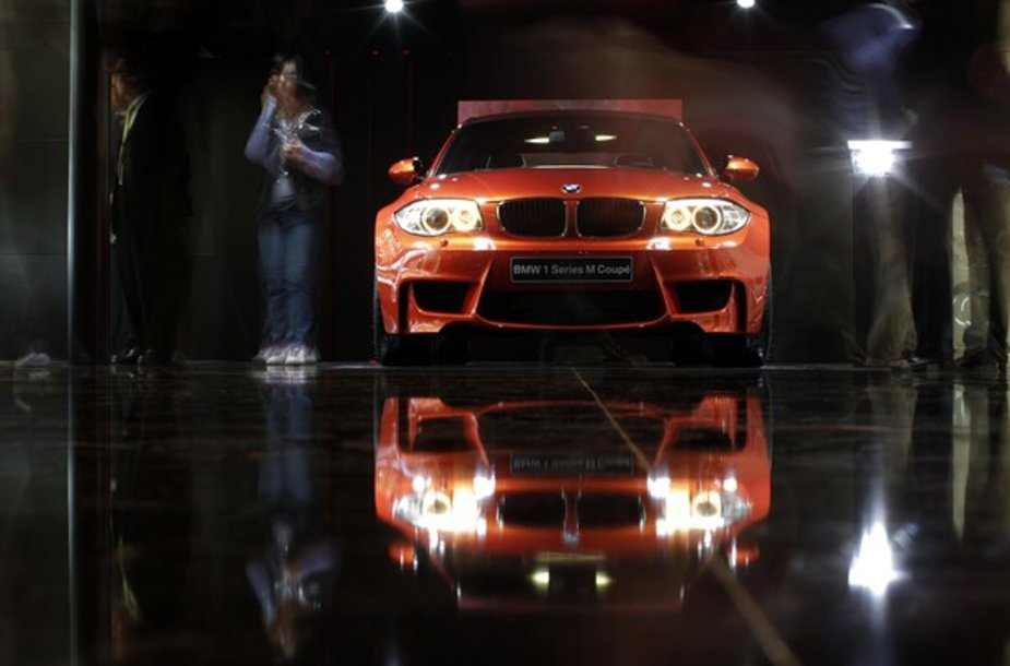 """BMW 1 M Coupe"""