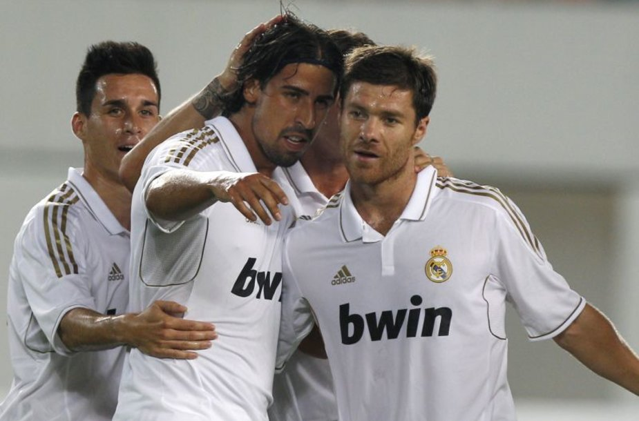 Triuškinanti Madrido pergalė