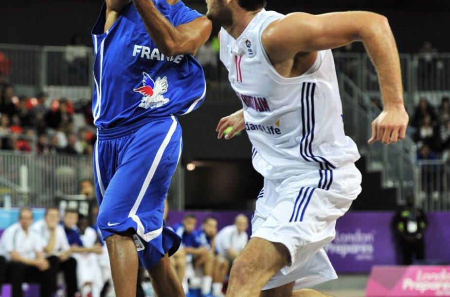 Suomijos ir Portugalijos ekipos atvyks į Europos krepšinio čempionatą