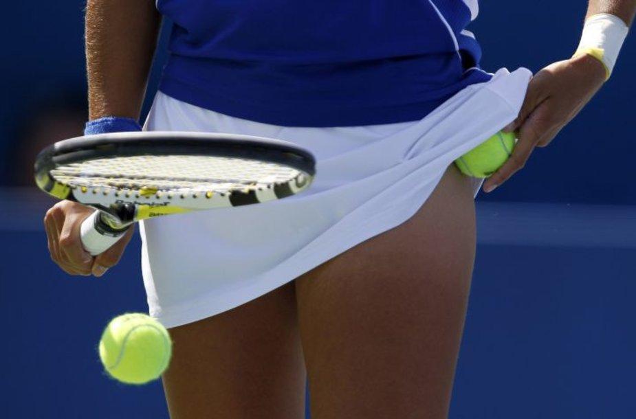 Tenisininkė Joana Eidukonytė neįveikė šešioliktfinalio barjero
