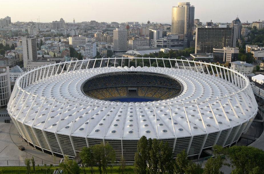 Futbolo stadionas Kijeve