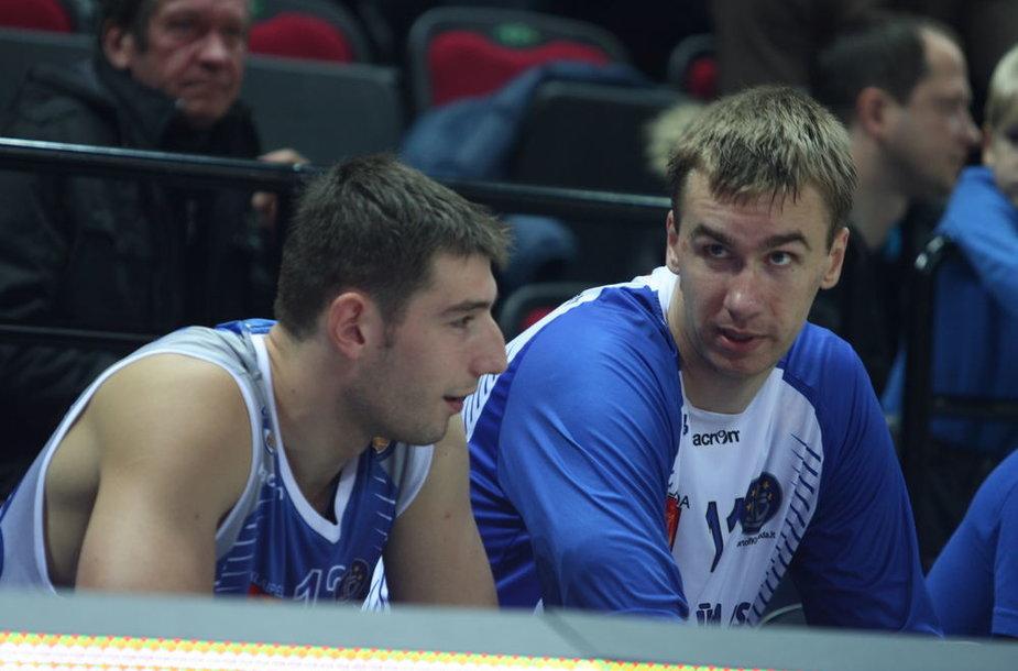 """Martynas Andriuškevičius kol kas nuvilia """"Neptūno"""" vadovus"""