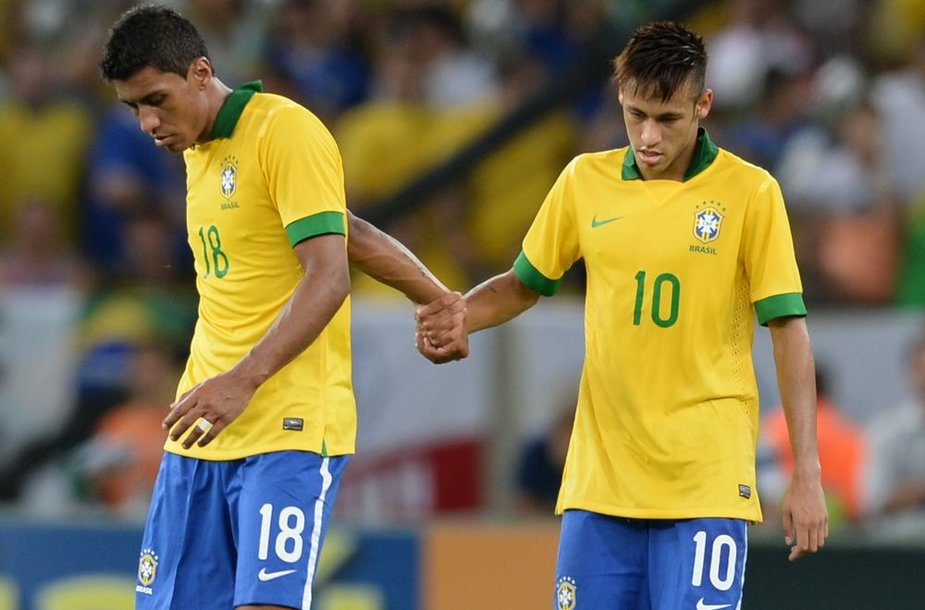 Paulinho ir Neymaras