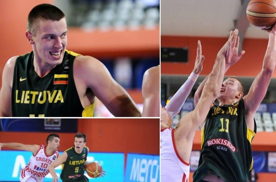 Lietuvos rinktinės akimirkos pasaulio čempionate
