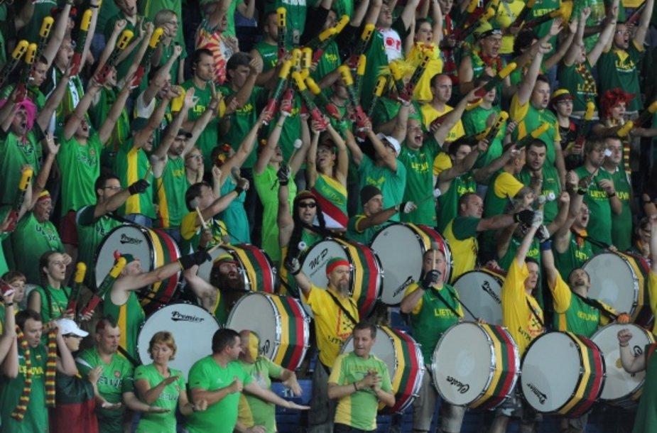 2011 metų Europos krepšinio čempionatas turėtų tapti švente šio žaidimo aistruoliams.