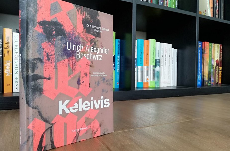 "Ulricho Alexanderio Boschwitzo knyga ""Keleivis"""