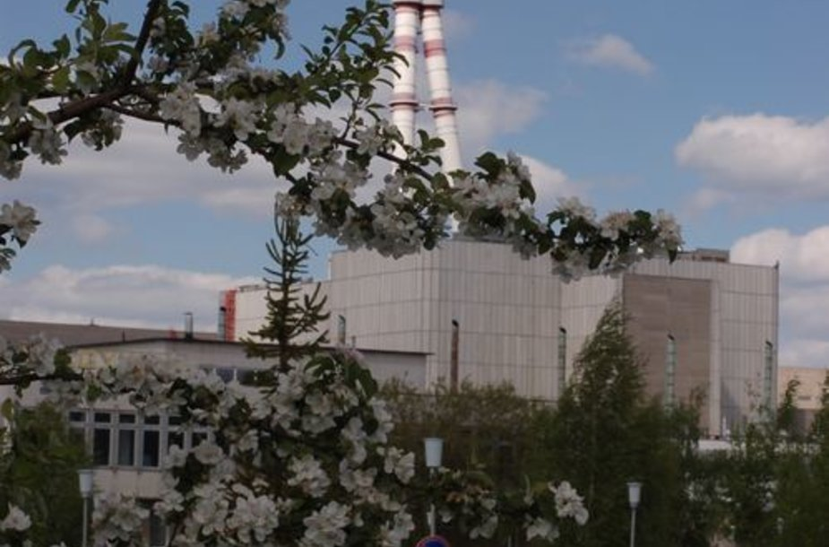 Visos radioaktyviosios atliekos saugomos čia pat – IAE teritorijoje