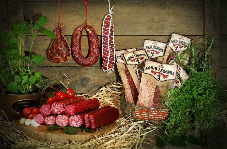 Mėsos gaminiai