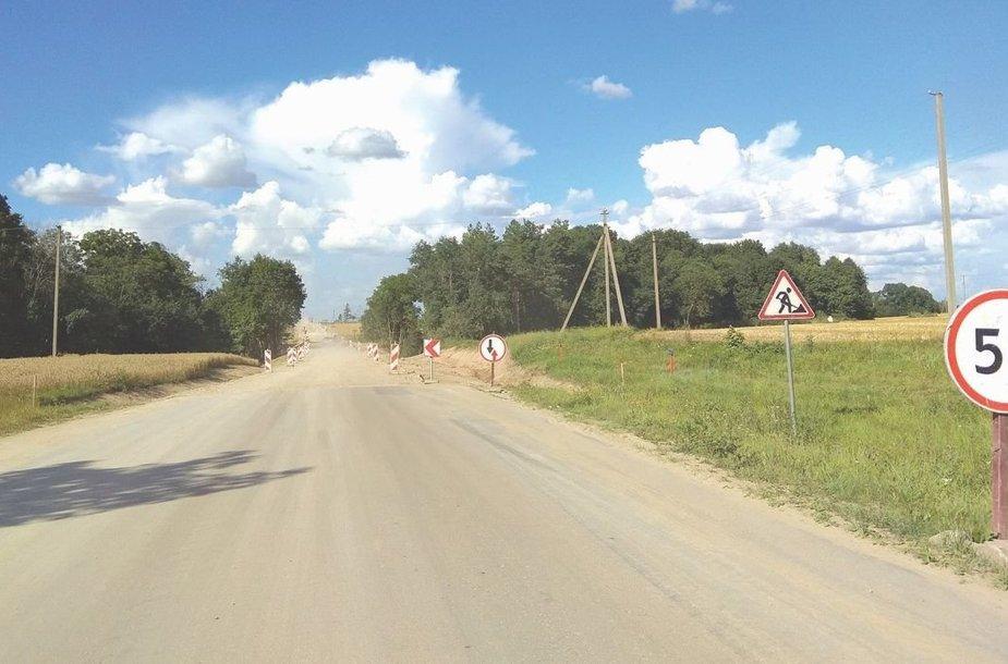 Kelias Šventybrastis–Krekenava
