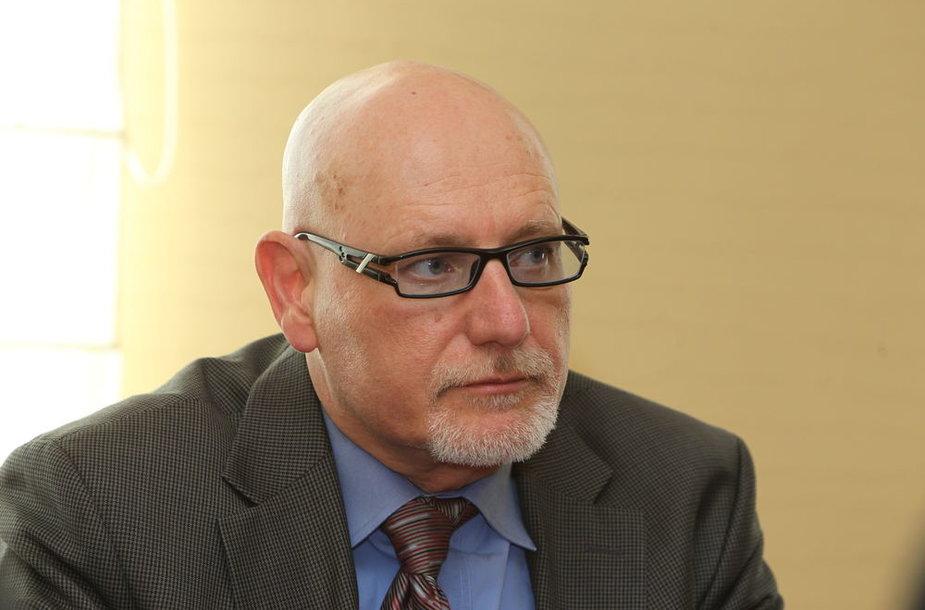 J.L.Juozevičius stebėtinai panašus į savo senelį, antrąjį Lietuvos prezidentą A.Stulginskį
