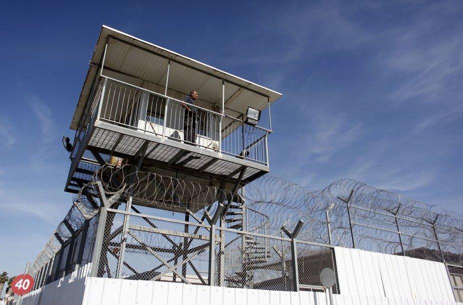 """Kalėjimas, kuriame saugomas taip vadinamas """"Kalinys X"""""""
