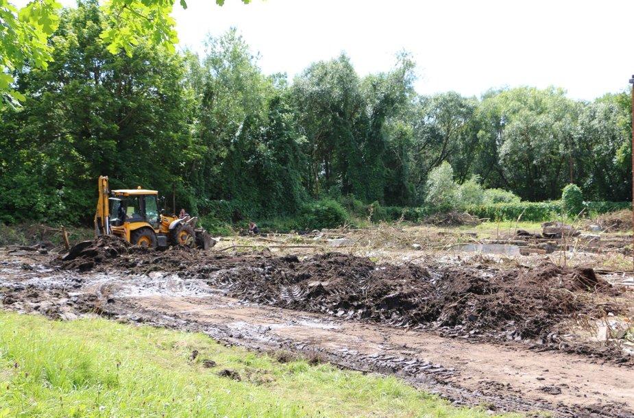 Alytuje bus įrengtas sodas