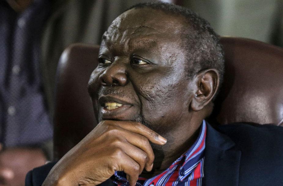 Morganas Tsvangirai