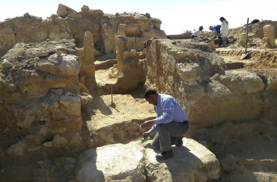 Archeologiniai kasinėjimai Egipte
