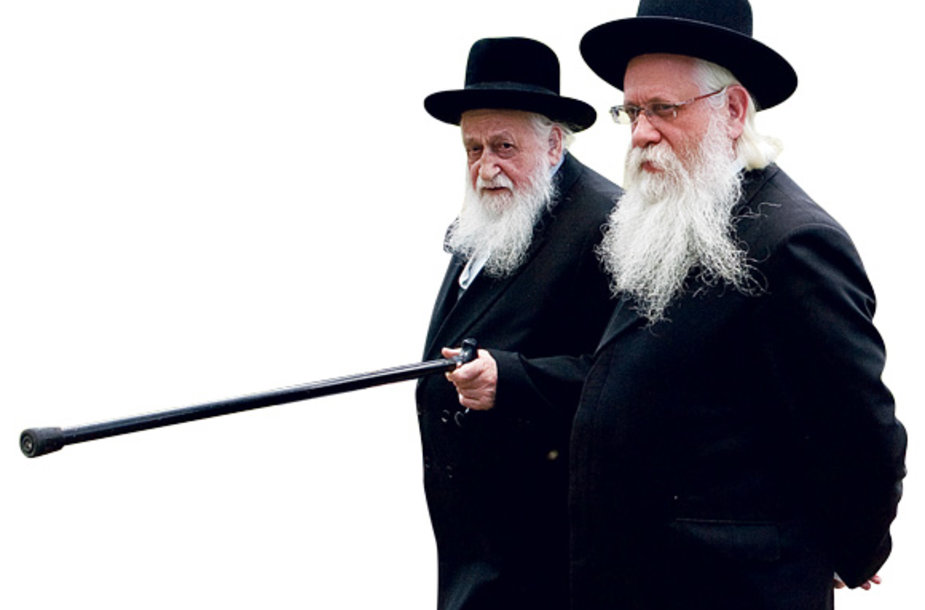 Žydų delegacija Vilniuje